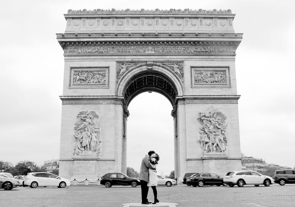 ハネムーンフォトin PARIS