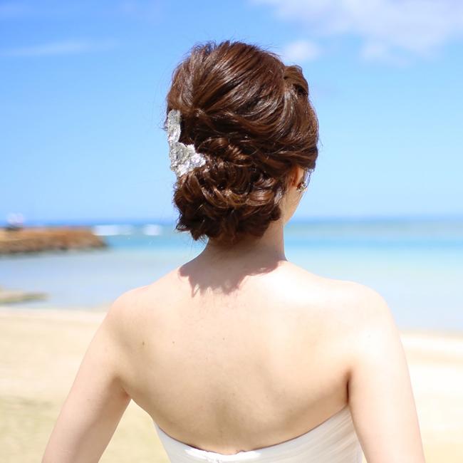 ハワイのヘアメイクさん